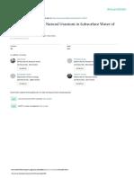 KUMAR Risk Assessment for Natural Uranium in Subsurface Water