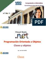01-Clases y Objetos, POO VisualBasic