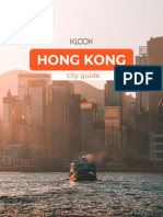 MY JomHoliday - 4D3N Hong Kong Itinerary PDF