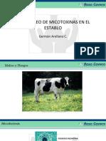 10_German Arellano - Monitoreo de Micotoxina en El Establo