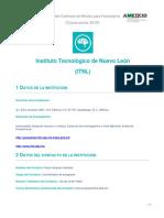 Instituto Tecnol Gico de Nuevo Le n