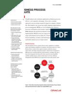 Oracle BPM Suite
