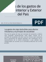 Deducciones y Prohibiciones Del Impuesto a La Renta - Doc2