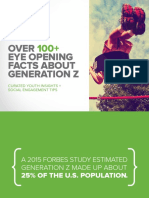 100 Eye Opening Facts About Generation Z