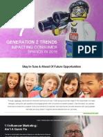 7 Generation Z Trends