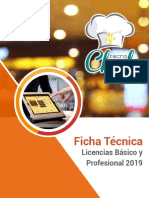 Ficha Técnica TecnoChef2019