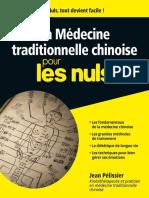 EBOOK Jean Pelissier - la medecine traditionnelle chinoise pour les nuls.epub