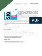 04 Objetivos Del Curso y Nociones Básicas Indispensables