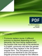 Ppt Pronouns