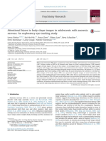 Eye Tracking and Eating Disorders (Pinhas 2014)
