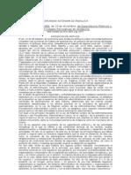 directriz de espectaculos publicos y recreativos-Ley 13 1999 Andalucía