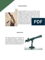 Telescopio Fraunhofer.docx