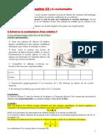 Chapitre C3 conductimetrie
