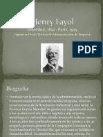 Henry Fayol- Grupo 7