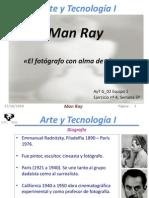 Ejercicio 04 Man Ray (Trabajo de Grupo)