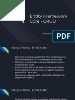 Entity Framework Core - Upravljanje Podacima