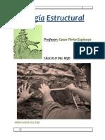 RQD-MéTODO DE La Línea de Detalle-Geología Estructural.docx