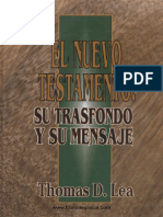 EL NUEVO TESTAMENTO_ SU TRASFONDO Y SU MENSAJE ....pdf