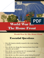 World War 2 TheHome Front