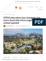 STEM education has changed a lot since Australia's first engineering school opened - Create digital magazine.pdf