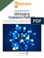 2019 InternetRetailer EcommercePlatforms KFR