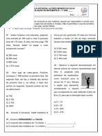 3 - Avaliação de matemática.docx