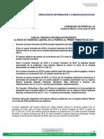Comunicado 04 ITLP Primer Trim 2019
