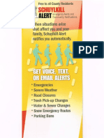 2019 Schuylkill Alert System for Emergency Alerts and Schuylkill Township Community Notifications