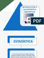 Semana 01 - Introdución a La Estadística