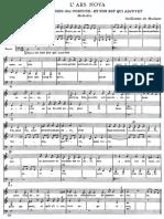 Musica (Trascrizione Moderna)