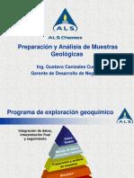 Preparación y Análisis de Muestras Geológicas.ppt