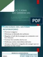 Trastornos Pulmonares Cronicos Medicina Interna Odontologia 2017