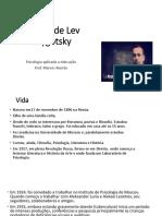 Teoria de Lev Vygotsky