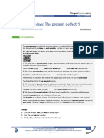 Present Perfect 1(1)