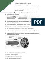 Cuestionario Tecnología Mecánica