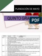 Planeacion Mayo 5to Grado 2018 2019.docx