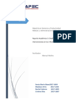 Ejemplo Bhd Reporte Academico III