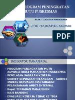 6. Program peningkatan mutu.ppt