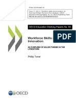 Workforce Skills and Innovatin