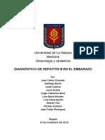 Monografía Hepatitis b