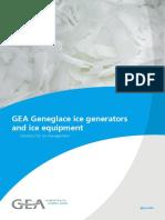 Geneglace Ice Generators