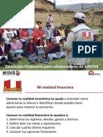Educacion Financiera Para Colaboradores JUNTOS Feb2015