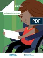 Educación Digital Inclusiva Para Alumnos Con Discapacidad Motora