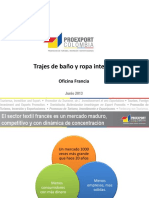 Oportunidades en Francia Para El Sector Prendas Trajes de Bano y Ropa Interior - Junio 2013 (1)