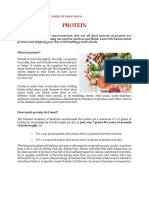 Proteins - Harvard Th Chan
