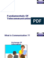 Fundamental of Telecommunication