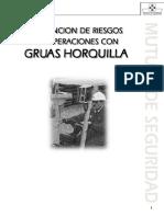 Prevencion de Riesgos - Operación Grúas Horquilla (2)