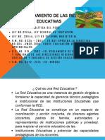 Funcionamiento de las Redes Educativas.pptx