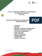 Guía Para La Elaboración de Materiales Didacticos