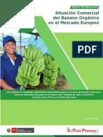 Situación comercial del banano orgánico en el mercado Europeo